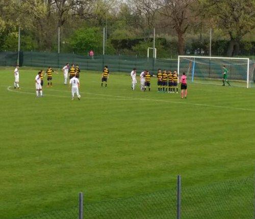Gabicce-Gradara vs Villa Musone 1-2