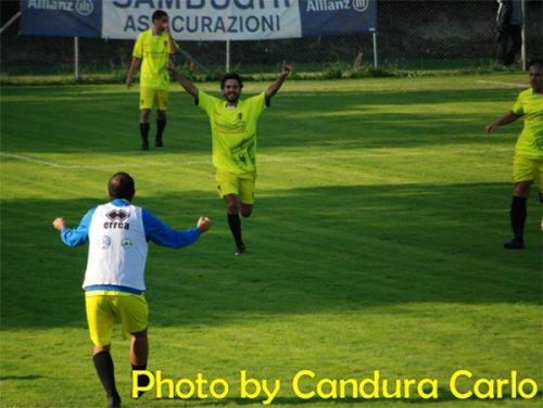 Cuccurano vs Real Gimarra 0-1