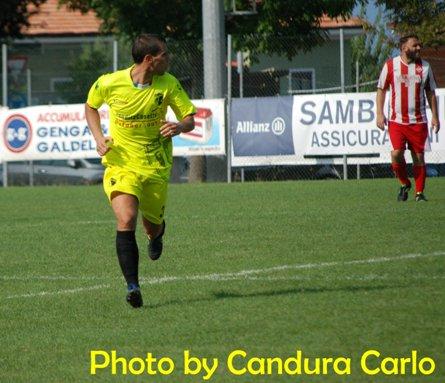 Coppa - Real Gimarra vs Muraglia 2-0