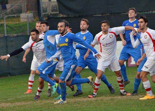 Vismara vs Pesaro Calcio 0-1
