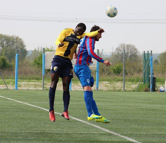 Marignanese vs  Massalombarda  2-0