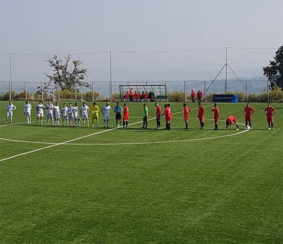 Portuali Ancona vs Cupramontana 1-3
