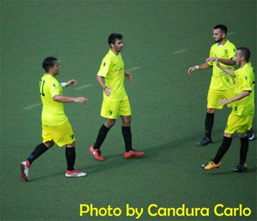Coppa Marche - Muraglia  vs Real Gimarra 0-2