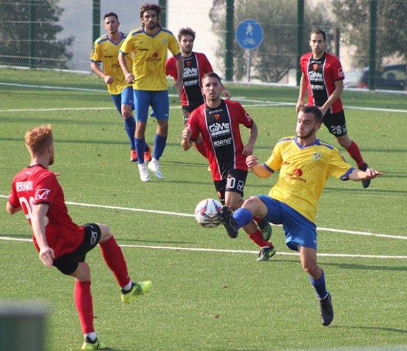 Tre Fiori vs Folgore 2-0