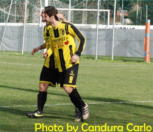 Real Gimarra vs Vismara 4-1