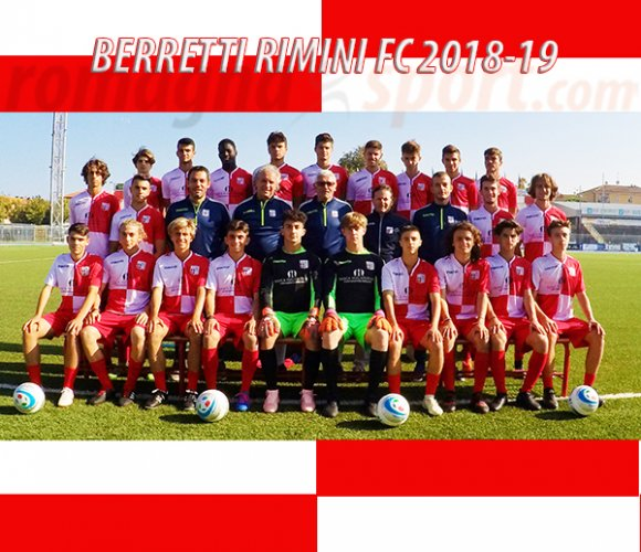 Il week end delle giovanili del Rimini FC
