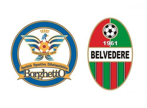 Borghetto vs Belvederee 0-0