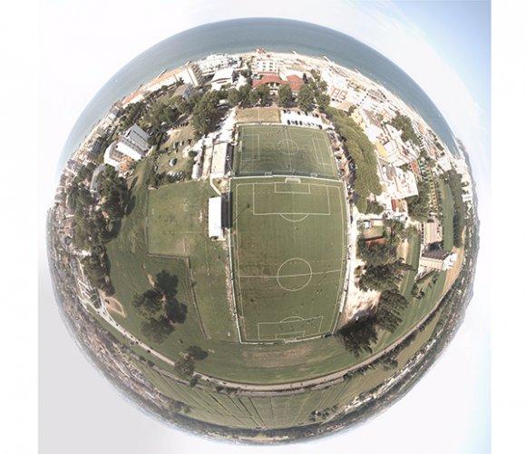 Giochi al tramonto e mundialito delle frazioni al misano football city