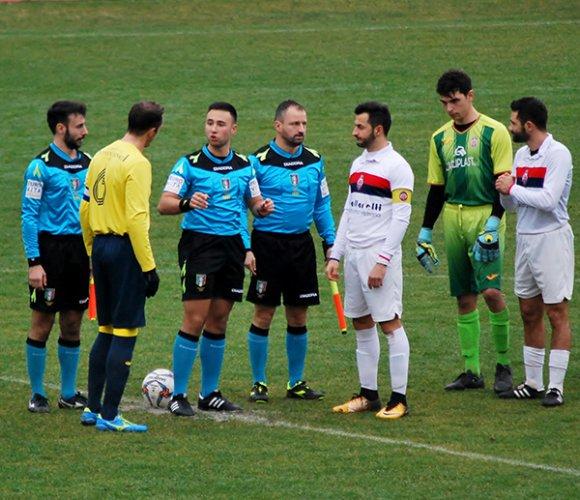 Cantiano - Passatempese 0 - 0