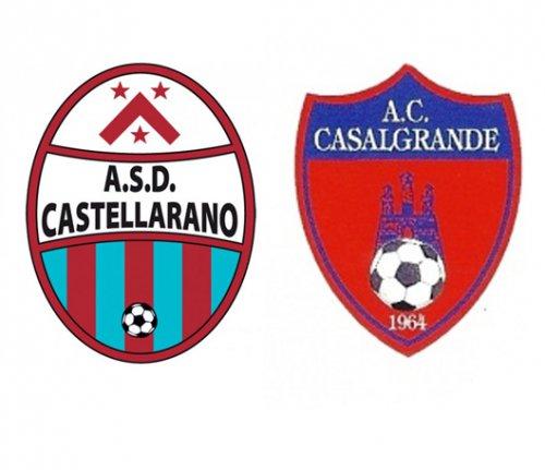 Domani l'amichevole Castellasrano vs Casalgrande