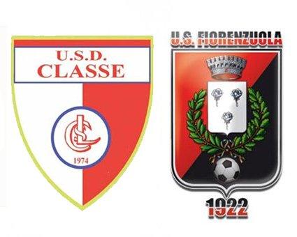 U.S.D. Classe vs U.S. Fiorenzuola 1922 1-0