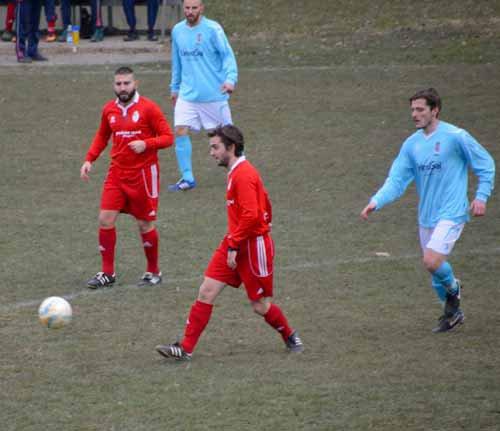 Rivara vs Fortitudo Cittadella 1-3