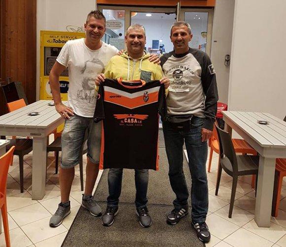 L'Athletic Poggio riparte da Ignazio Damato: e' lui il nuovo allenatore !