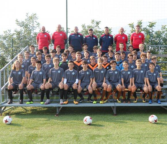San Marino Academy: l'Under 13 di Mastini piega il Santarcangelo 4-2