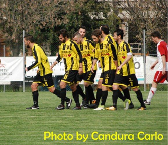 Real Gimarra vs Atl. Tavullia 3-2