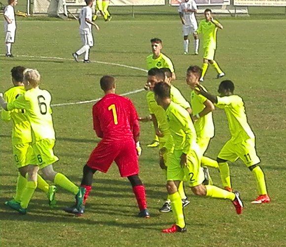 Ravenna vs Alma Juventus Fano 1-1