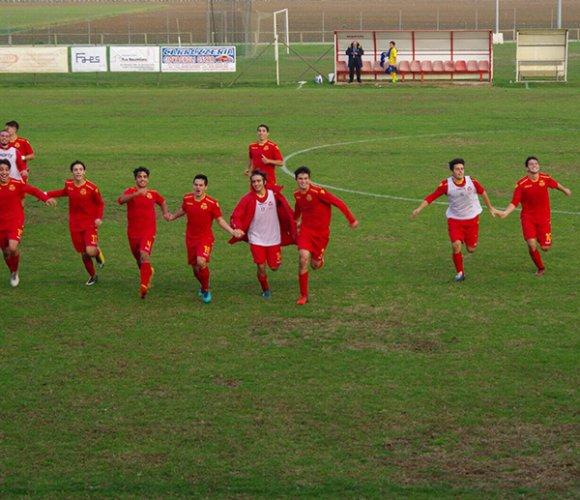 Ravenna-Sambenedettese 3-1