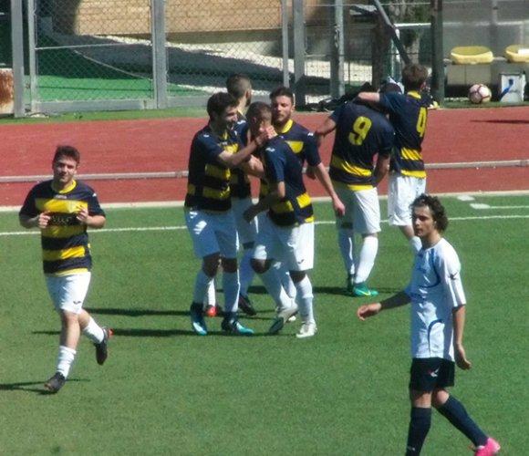 Villa Musone vs Sassoferrato Genga 2-0