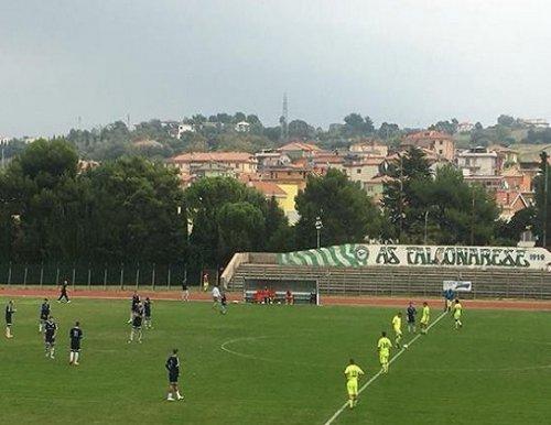 FC Falconara vs Portuali Ancona 1-0
