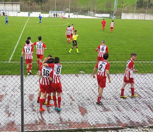 Sassoferrato Genga – Filottranese 0-1 (0-0 pt)