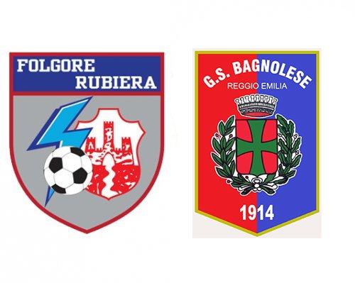 Bagnolese vs Folgore Rubiera 1-0