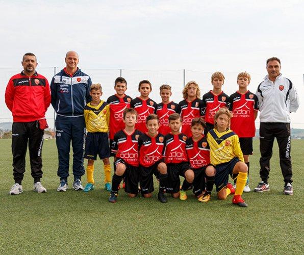 La Folgore si impone nella finale bis del campionato Under 12