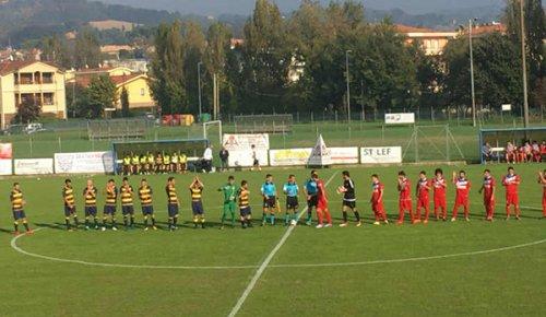 Gabicce-Gradara vs Villa Musone 3-1