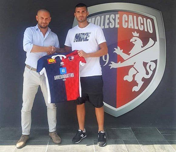 Ancora un nuovo acquisto per l'Imolese, ecco il centrocampista Mario Gargiulo
