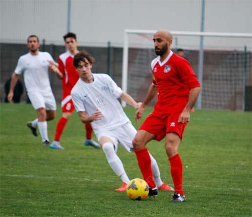Felino vs Folgore Rubiera San Fao 0-1