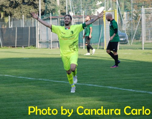 Real Gimarra vs Gradara 3-1