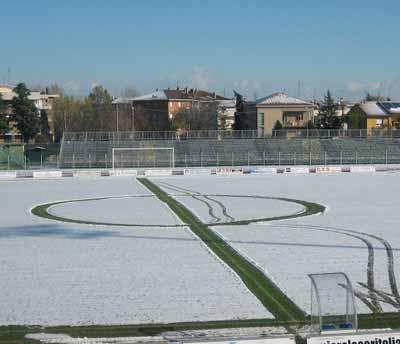 1a Marche A –  Il punto – La neve paralizza mezzo campionato, ma non il big match
