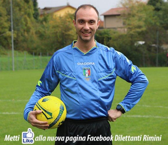 Designazioni Arbitri Emilia Romagna - SECONDA CATEGORIA