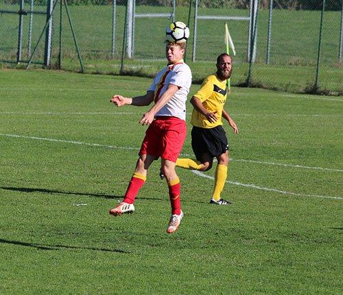 Frontonese vs Real Gimarra 1-1