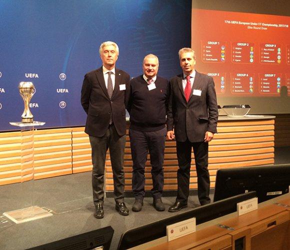 UEFA Regions' Cup: il sorteggio della fase intermedia