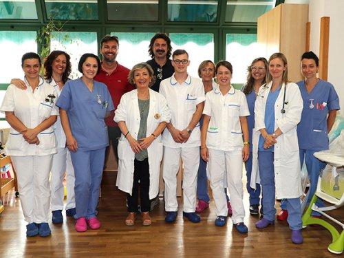 3° Trofeo ILab al Centro Bacchilega, il ricavato a favore del reparto di Pediatria di Imola