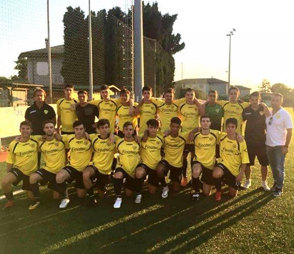 L'under 19 del Villa Musone si conferma in vetta al girone B