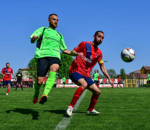 Lentigione Calcio vs Villabiagio 4-0