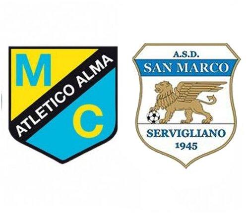 Atletico Alma vs S.Marco Lorese 0-0