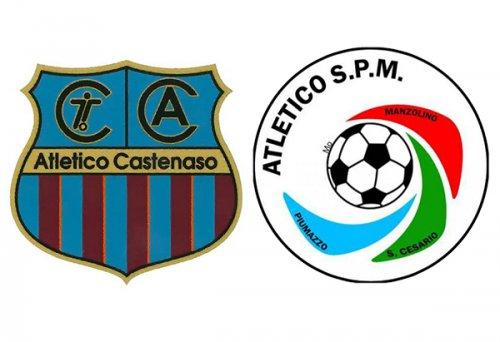 Atletico SPM vs Atletico Castenaso 2-3