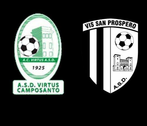 Vis San Propsero vs Virtus Camposanto 3-0