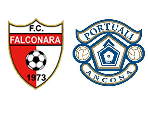 F.C. Falconara - Portuali Calcio Ancona 1-0