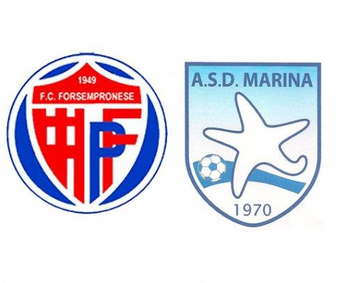 Forsempronese vs Marina 1-2
