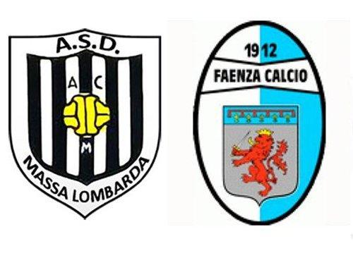 Faenza calcio gioca a Massa Lombarda il Derby per il riscatto