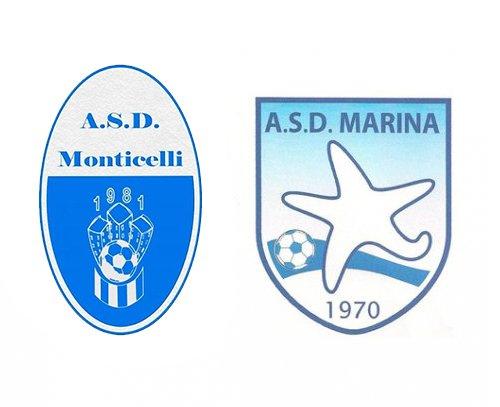 Monticelli Calcio vs Marina 0-3