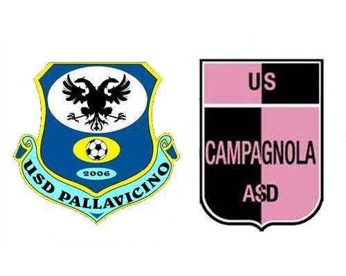 Campagnola vs Pallavicino 2-2