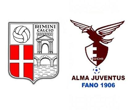 Under 15 - Rimini-Fano 2-2 (primo tempo 1-0)