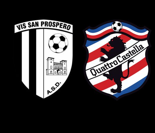 Vis San Prospero vs Quattro Catella 1-2