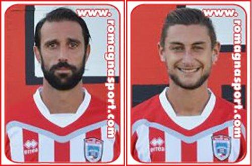 Modena F.C. 2018 : Arrivano il difensore Luca Cacioli e l'attaccante Pierluigi Baldazzi