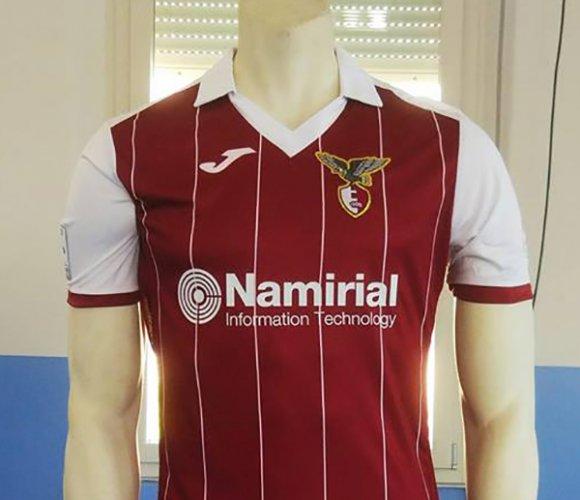 Alma Juventus Fano, presentata le nuova maglia