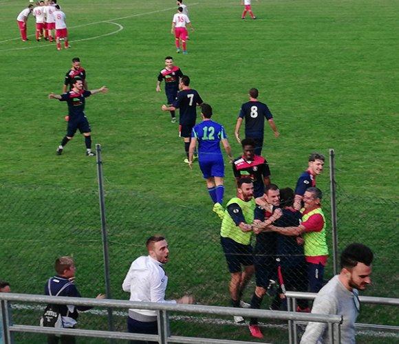 Mercatellese vs Falco Acqualagna 2-1
